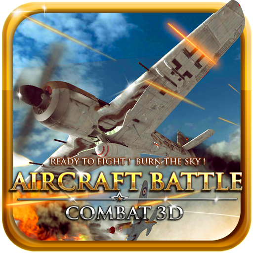 WW2 Aircraft Battle 3D - Game Pesawat Tempur