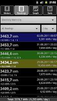 Screenshot of Energy Consumption Analyzer