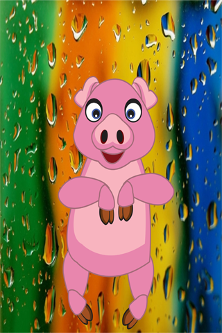 Funny Pig Touch LWP