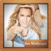 Bridgit Mendler Live Wallpaper