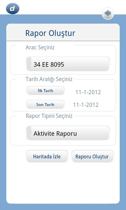 DevTakip- screenshot
