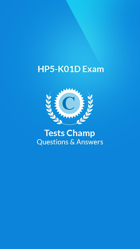 HP5-K01D Exam Questions