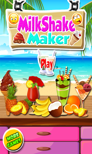 Milkshake Maker-free food