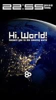Screenshot of Hi,World!