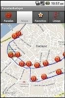 Screenshot of Bus Stop Toledo FREE