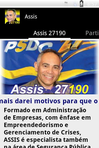 Assis 27190 Deputado Estadual