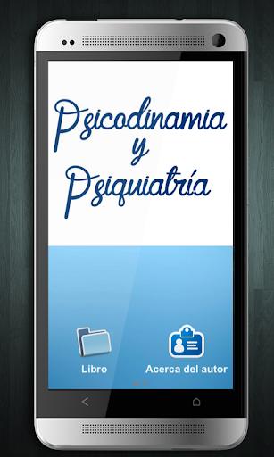 Psicodinamia Psiquiatría