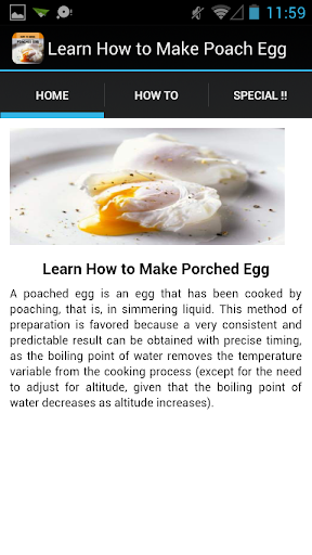 Perfect Poached Eggs Recipe