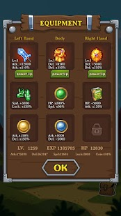 13 Dungeon Quest App screenshot