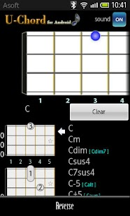 UChord  (Ukulele Chord Finder) - screenshot thumbnail