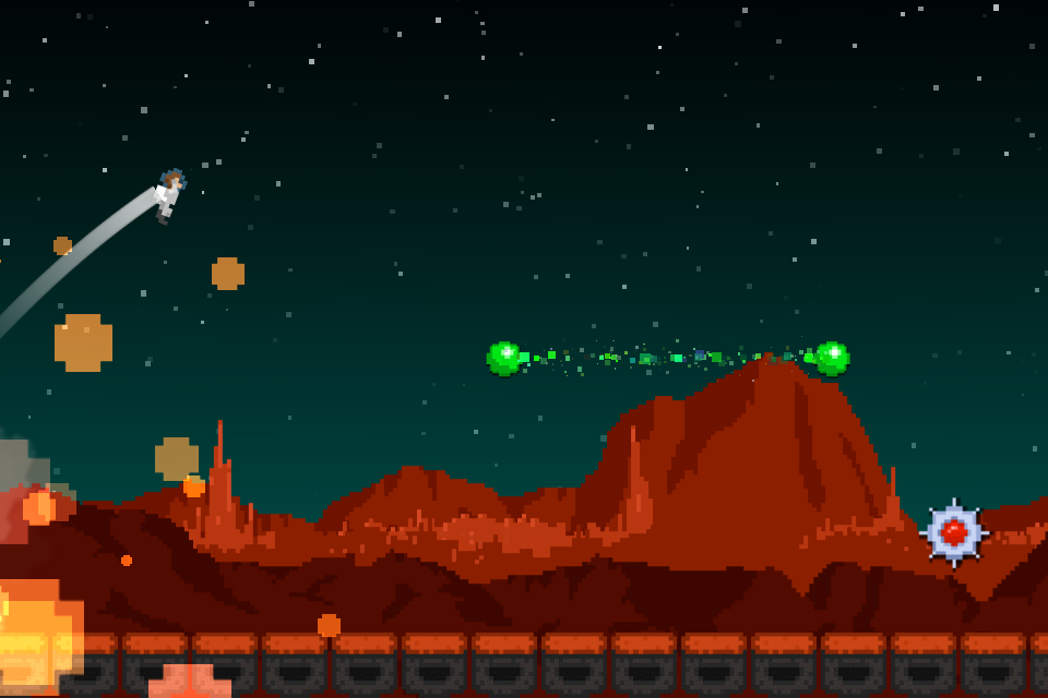 Jupiter Jump screenshot #1