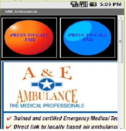 A E Ambulance