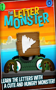 The Letter Monster- screenshot thumbnail