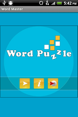 Word Master - screenshot