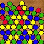 Doodle Bubble Physics Explode icon