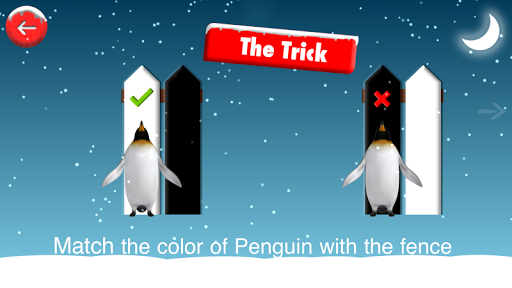 Hide The Penguin : Zoo Escape