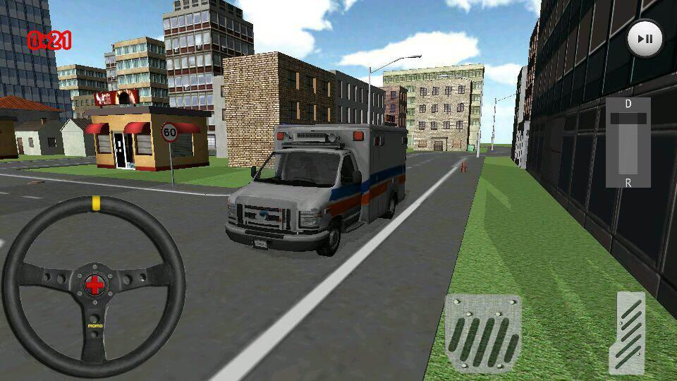 Ambulance Simulator- screenshot