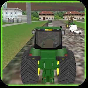 Tractor Driving 3D LOGO-APP點子