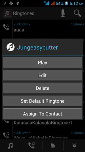 【免費音樂App】Easy Mp3 Cutter Ringtone maker-APP點子