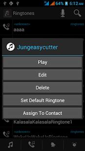 玩免費音樂APP|下載Easy Mp3 Cutter Ringtone maker app不用錢|硬是要APP