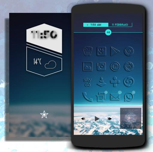 【免費個人化App】Camouflage UI-APP點子