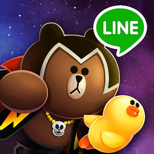 LINE Rangers LOGO-APP點子