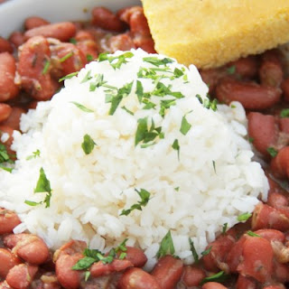 Vegetarian Louisiana-Style Red Beans and Rice