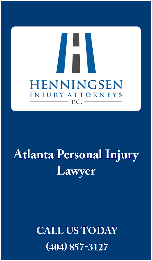 Henningsen Law Accident App- screenshot