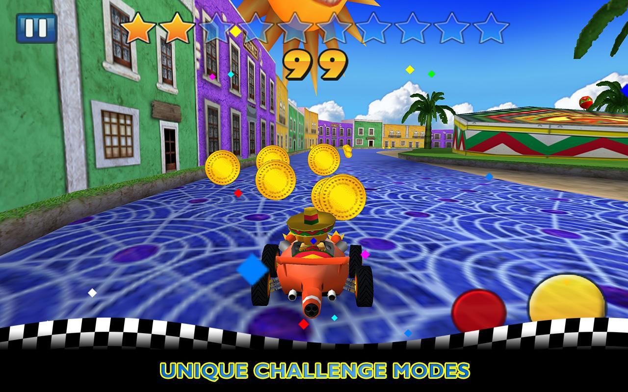 Sonic & SEGA All-Stars Racing screenshot #4