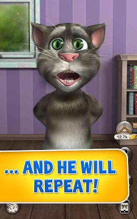 Talking Tom Cat 2 4.9 screenshot 29971