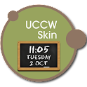 Chalkboard UCCW skin