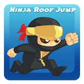 Ninja Roof Jump Endless Run