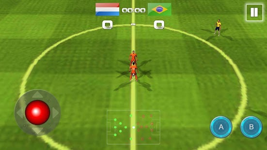 Soccer World 2014- screenshot thumbnail