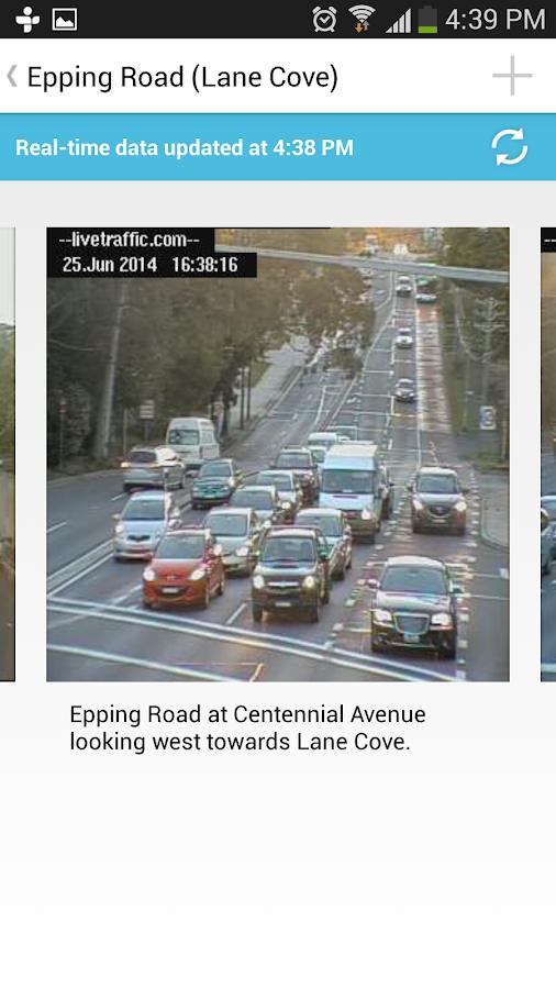 Live Traffic NSW - screenshot