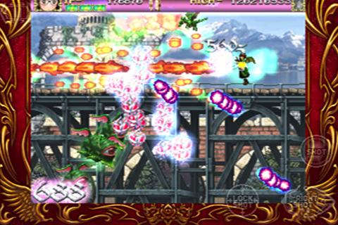 DEATHSMILES - screenshot