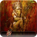 God Hanuman  Go locker Theme icon