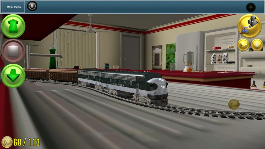 My First TRAINZ Set - screenshot