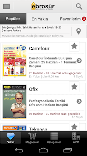 eBroşür - screenshot thumbnail