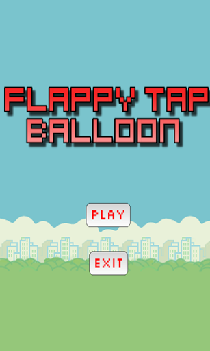 flappy tap balloon