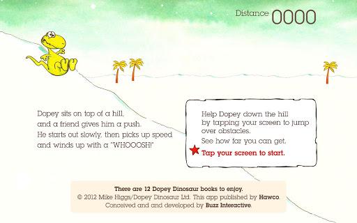 Dopey Dinosaur Winter Holiday