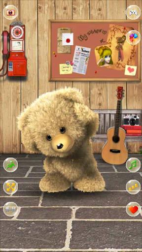 【免費休閒App】說話的泰迪熊-APP點子