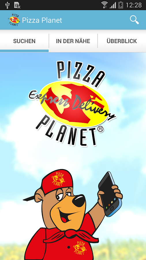 Pizza Planet- screenshot