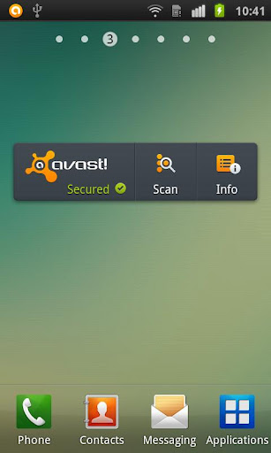 avast Mobile Security Android İndir