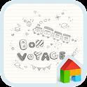 bon voyage dodol theme icon