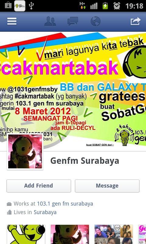 1031 Gen fm- screenshot