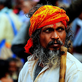 Anxiety  by Sujay Das - Novices Only Portraits & People