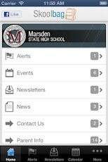 Marsden State School Skoolbag Android Education