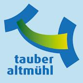 Tauber Altmühl Radweg