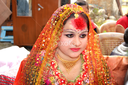 Nepal Wedding Dresses