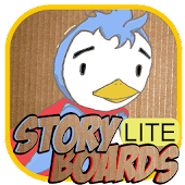 StoryBoardsLite Pepper Penguin